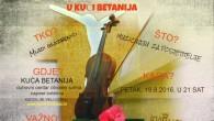 U petak, 19. kolovoza 2016. Kuća Betanija Veli Lošinj, duhovni centar za turiste, organizirao je 1. Glazbenu pozornicu. To je koncert na koji se za sudjelovanje mogu prijaviti svi koji […]