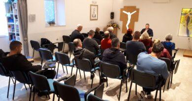 Duhovne vježbe za pripadnike Zapovjedništva Hrvatske kopnene vojske i Inženjerije