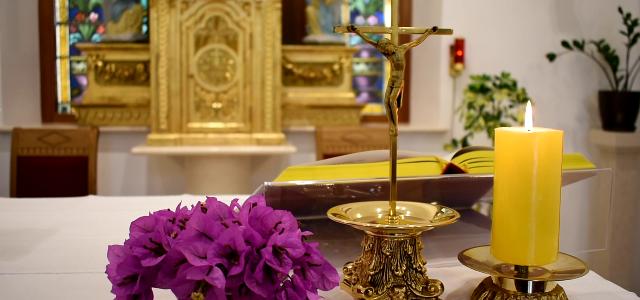 Svetkovinu Uzvišenja sv. Križa, u petak 14.09.2018. zajednica Milosrdnih sestara sv. Križa u Velom Lošinju proslavila je u zajedništvu sa trenutno prisutnim gostima-turistima u Kući Betanija. Svečanost je započela Jutarnjim […]